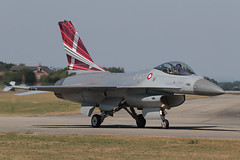 General Dynamics F-16AM Fighting Falcon E-607 Eskadrille 727