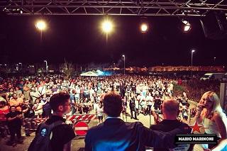 Noicattaro. rock festival front