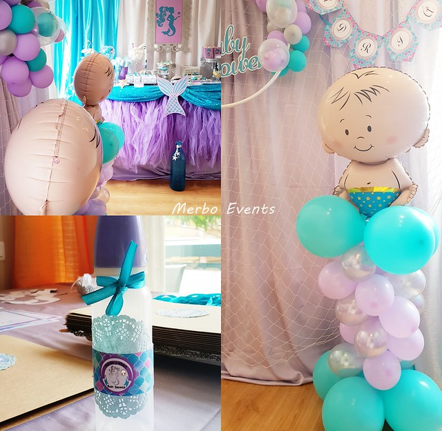 baby shower organizado por MErbo Events
