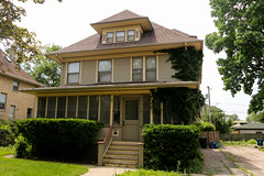 William Frangenheirn House