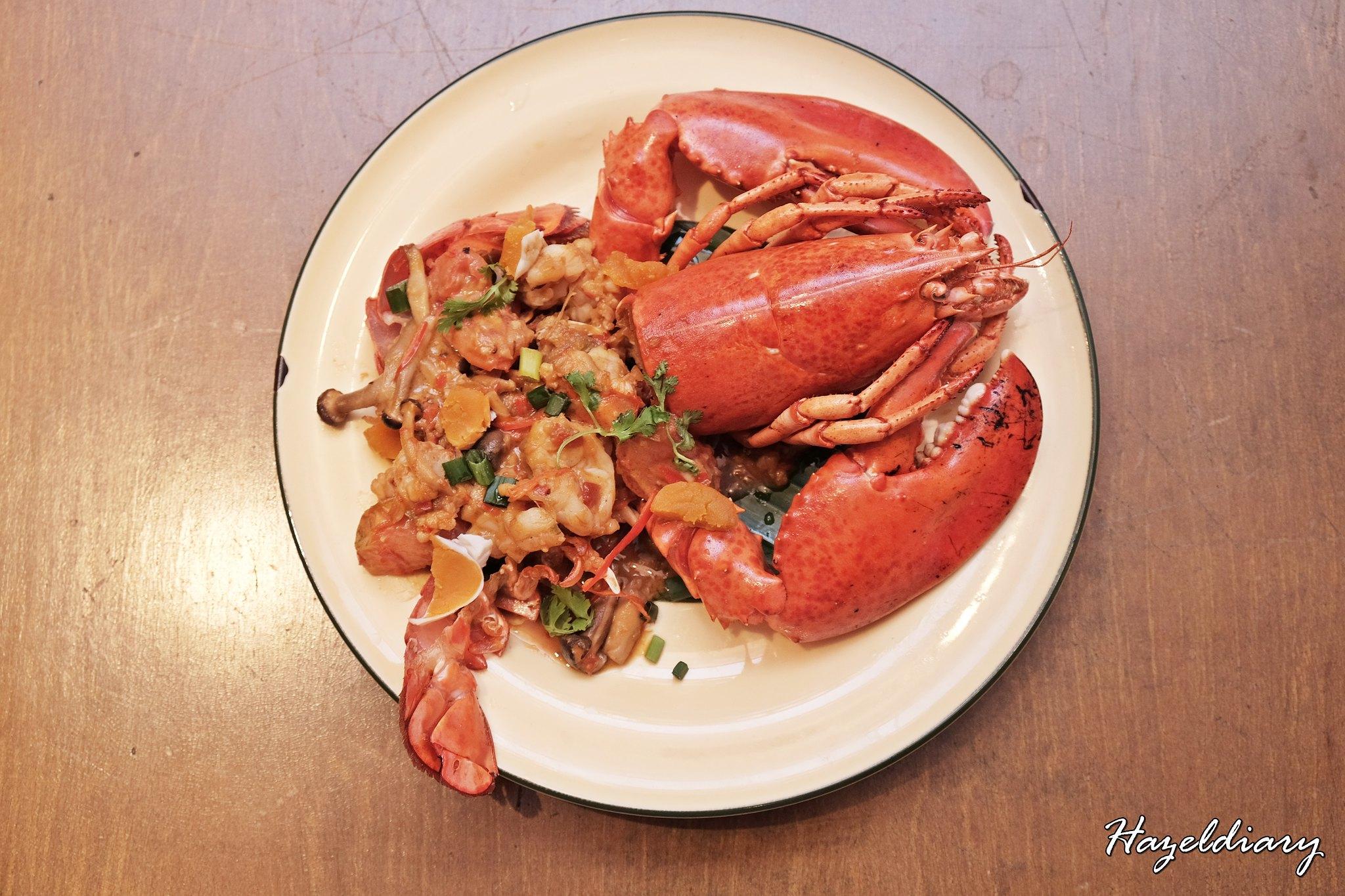 Un Yang Kor Dai-Thai Restaurant-Hazeldiary-Lobster Meat
