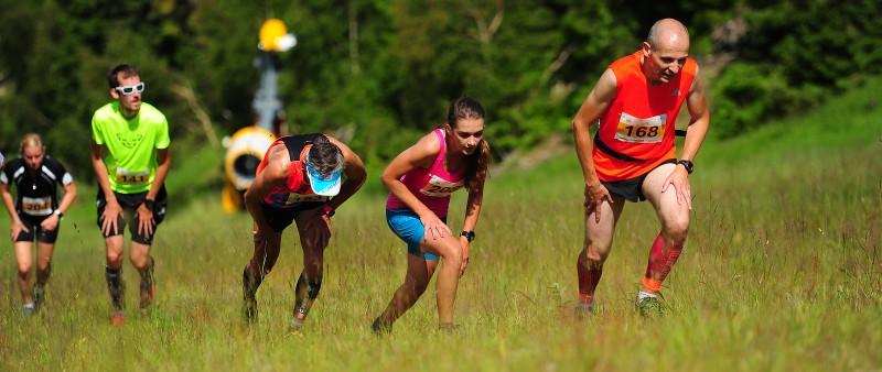 V horách se běželo rychle, padly rekordy na Králickém půlmaratonu