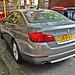 BMW 520i F10 - 226 D 435 - Oman Diplomat