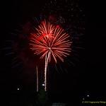 Mission Hills Henderson Nevada Fireworks display July 4th 2015