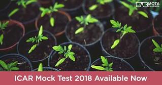 icar mock test