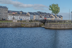 THE CLADDAGH AREA OF GALWAY [THE RAIN STOPPED FOR AN HOUR OR TWO]-141522