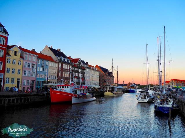 哥本哈根新港 Nyhavn