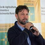 Sanção do Projeto de Lei da Criação do Instituto da Granja do Torto. Foto: Carlos Santos