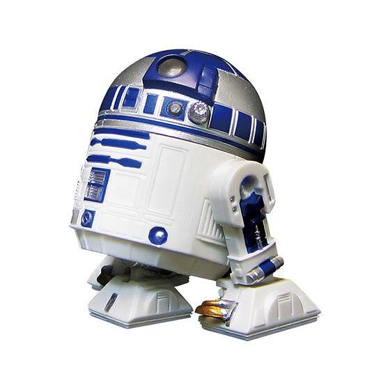 【新增官圖&販售資訊】GASHAPON《星際大戰》嶄新Q-droid轉蛋系列 第二彈!Qドロイド スター・ウォーズ 02