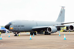 Boeing KC-135R Stratotanker (58-0100) - 100th ARW - 531st ARS - US Air