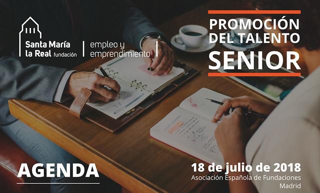 """Evento """"Promoción del Talento Senior"""""""