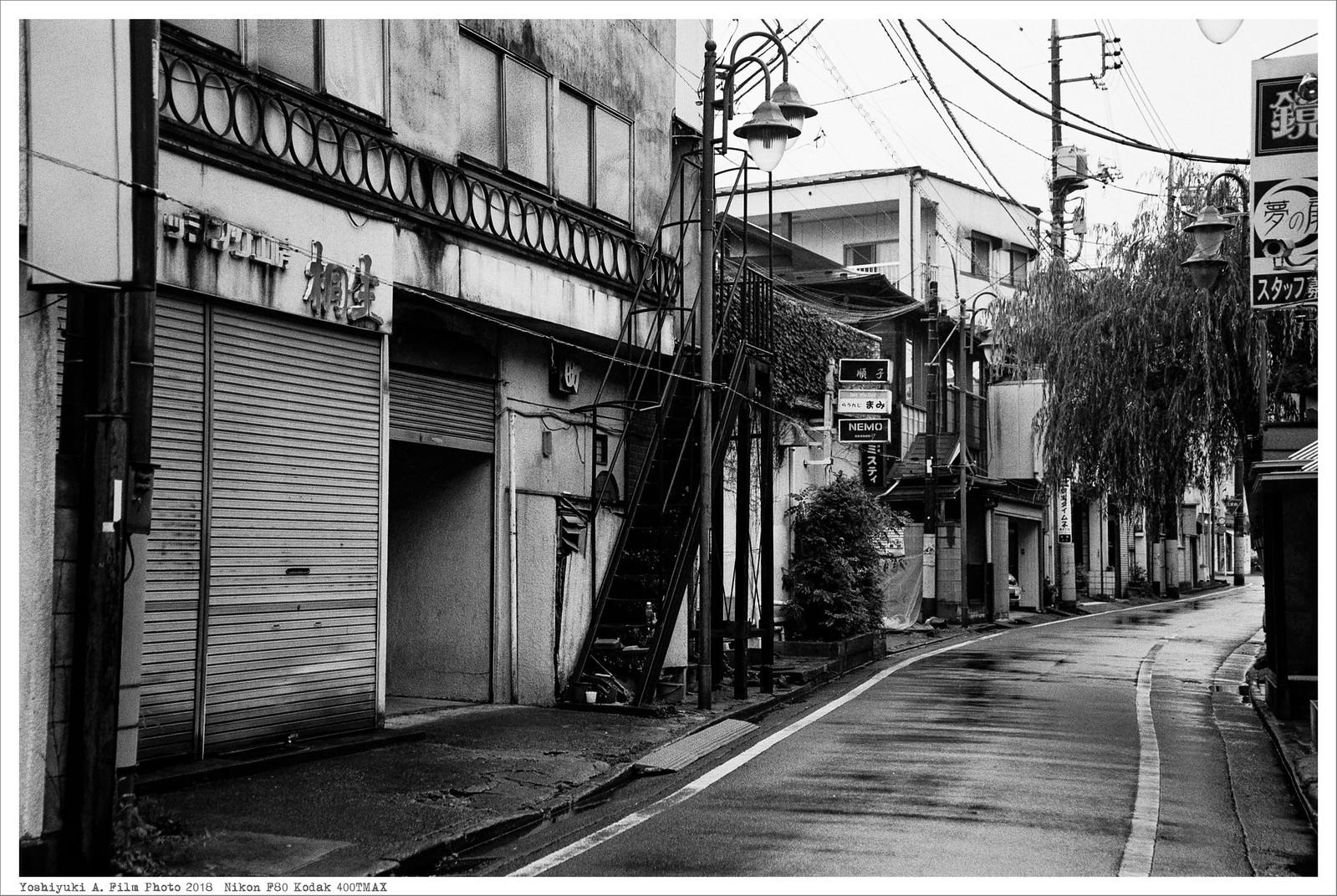 群馬県 桐生市 Nikon_F80_Kodak_400TMAX__12