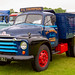 1958 J type Bedford truck, ULY182 P.G. Thompson