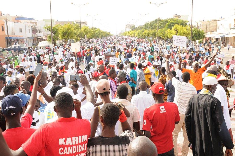 Marche de l'Opposition du 13 juillet 2018 (4)