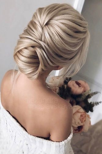 TRENDY WEDDING UPDOS For Super Bride -Long Hairstyles 3