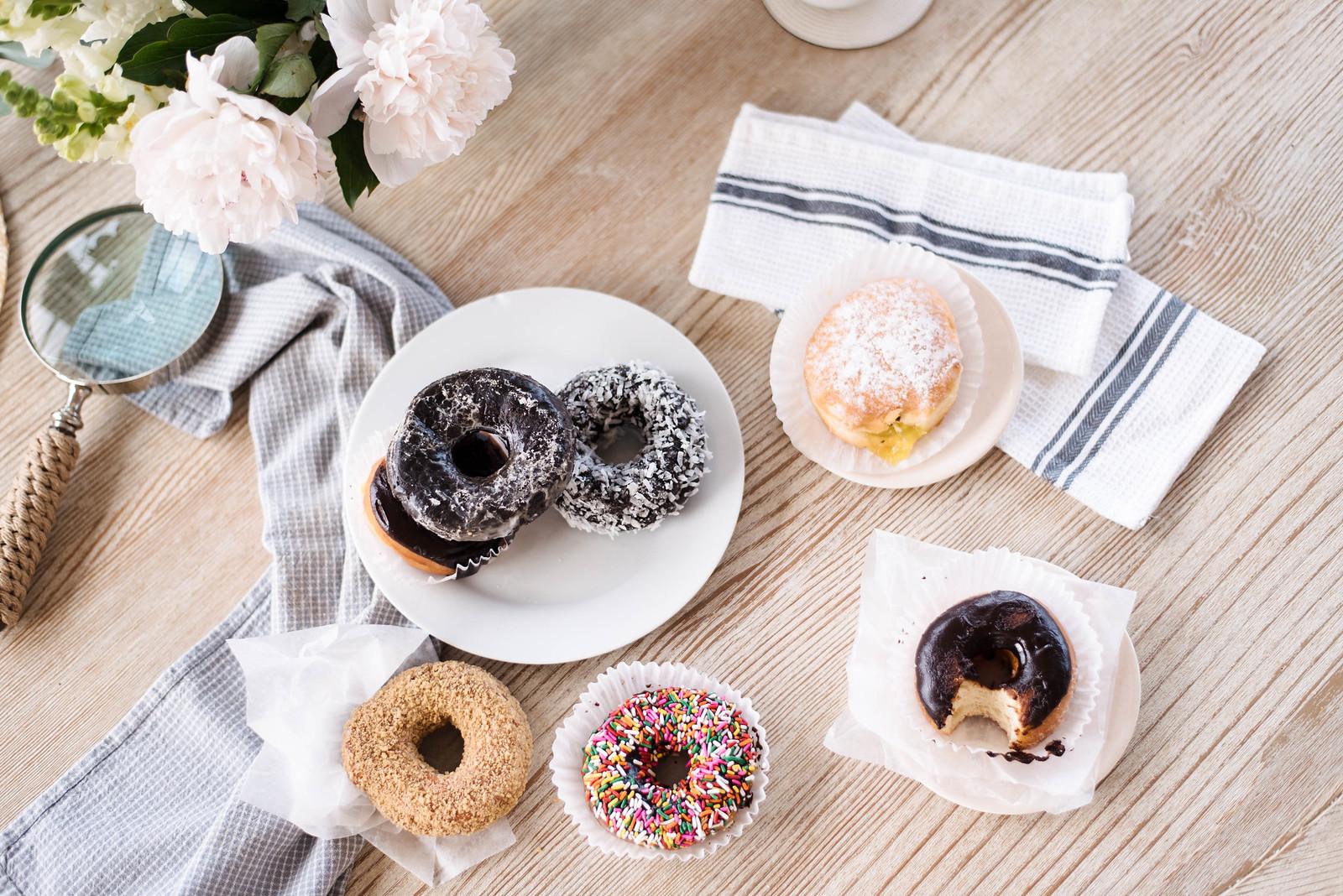Donuts Brunch on http://juliettelaura.blogspot.com/