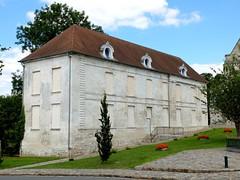 Berteaucourt-les-Dames : Logis abbatial (XVIIIème)