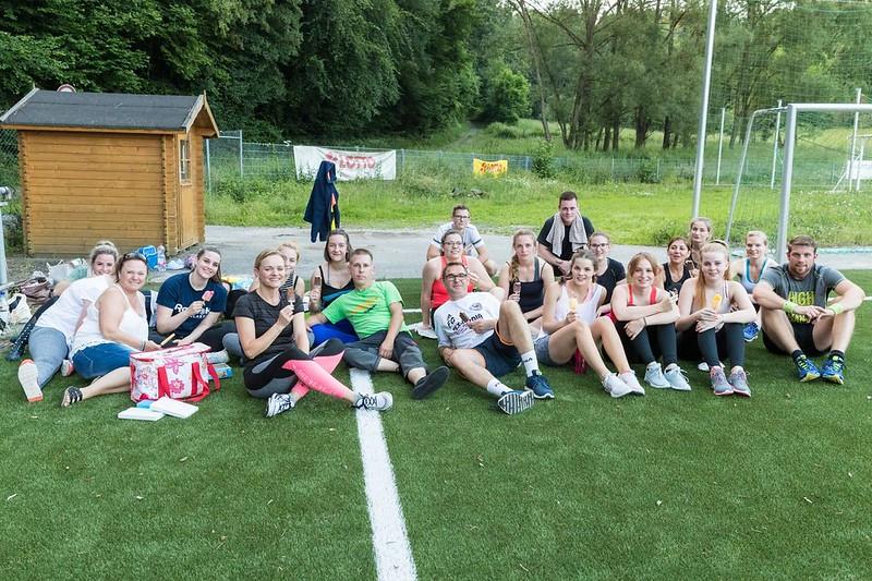 Training Sportplatz Wölle