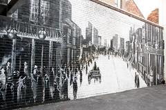 Street Art in Car Park