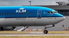 PH-BXU KLM Boeing 737