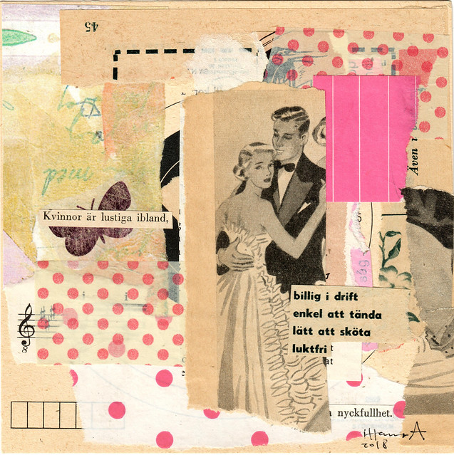 She wasnt really Charmed - Collage no 121 by iHanna #365somethings2018