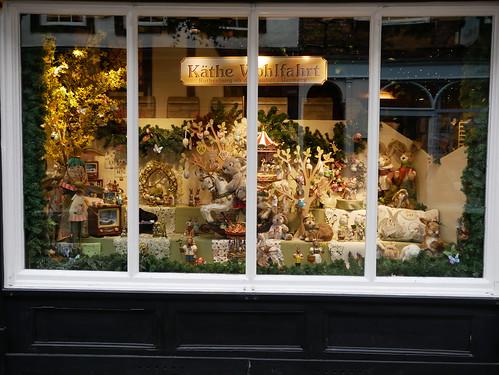 Easter at Käthe Wohlfahrt Christmas Shop