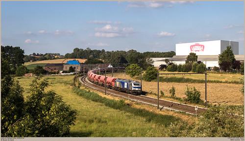 EUROPORTE 4006 @ Leuze-en-Hainaut