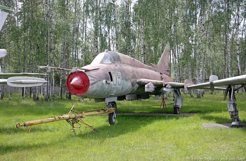 Истребитель-бомбардировщик Су-17М4