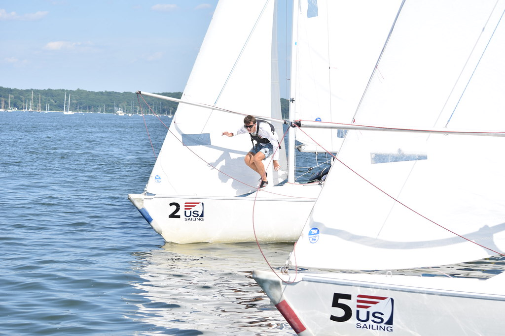 2018 Youth Match Racing Championship