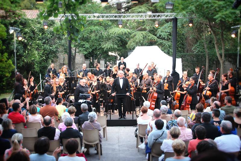 Concert de l'Orchestre Philharmonique du Pays d'Aix