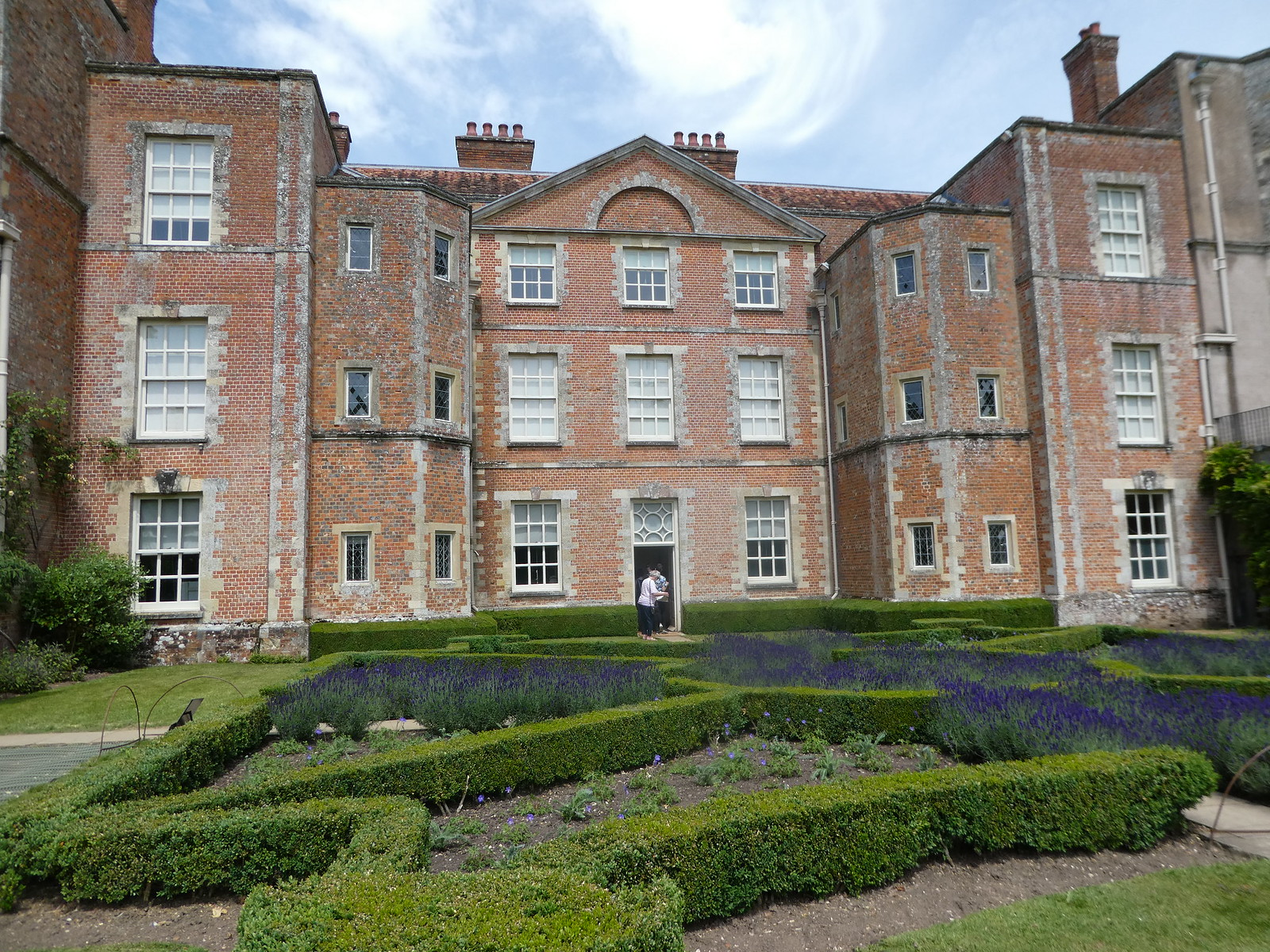Mottisfont House