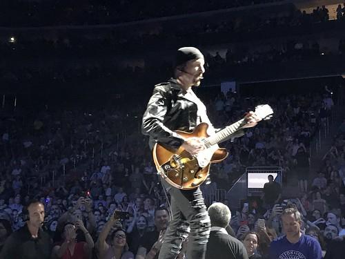 U2 – Newark – June 29, 2018