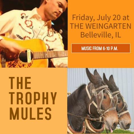 Trophy Mules