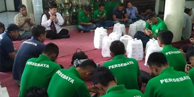 Leganya Persebaya SurabayaUsai Akhiri Puasa Kemenangan