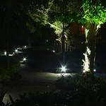 Awali Resort at Night