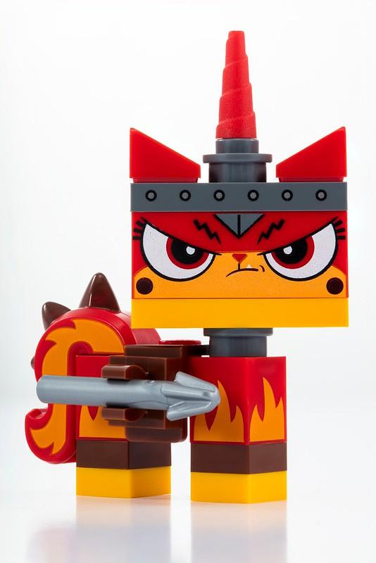 The LEGO Movie 2 Apocalypseburg Unikitty - SDCC 2018 (2)