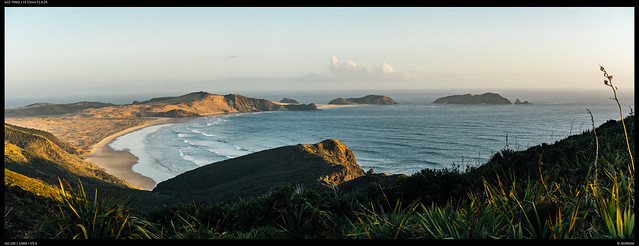 Cape Reinga - Panorama