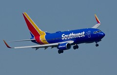 737-800 Southwest Airlines