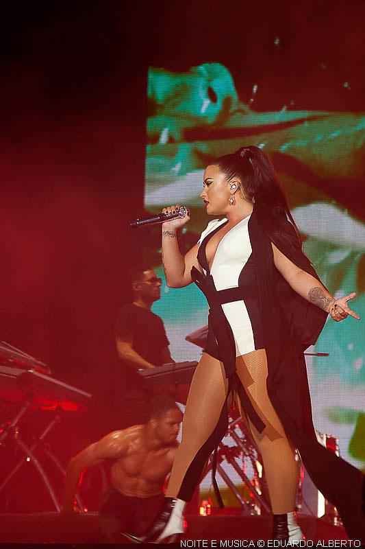 Demi Lovato - Rock in Rio-Lisboa '18