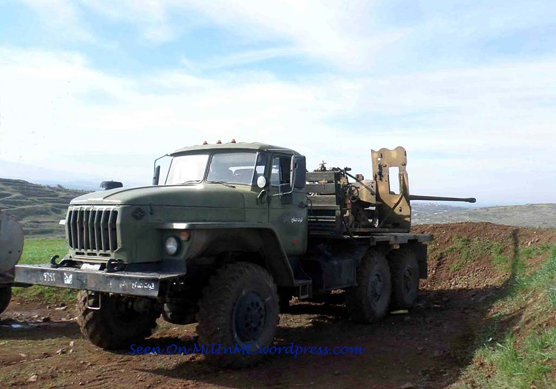 57mm-S-60-Ural-4320-syrian-national-defence-forces-homs-area-20140131-mln-1