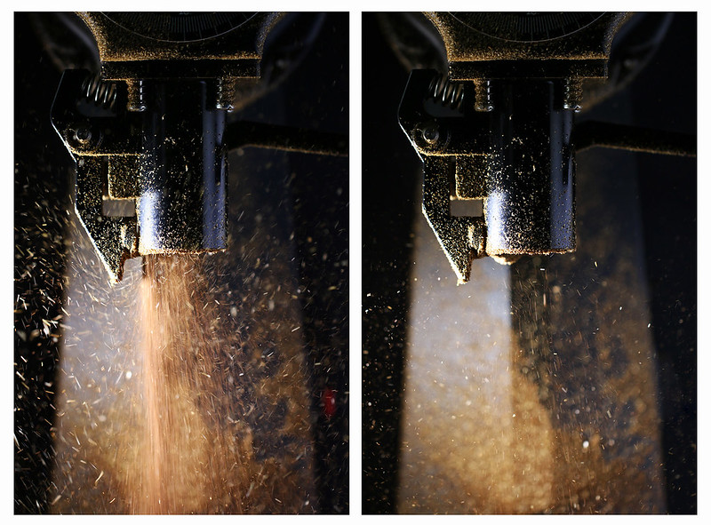 Xay ca phe cho Espresso