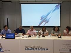 Asamblea General Autismo España