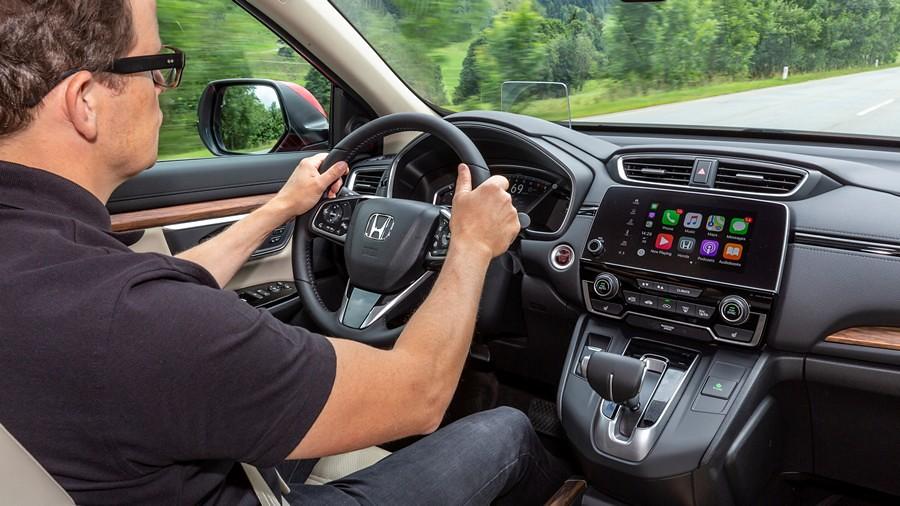 Honda CR-V petta gen 5