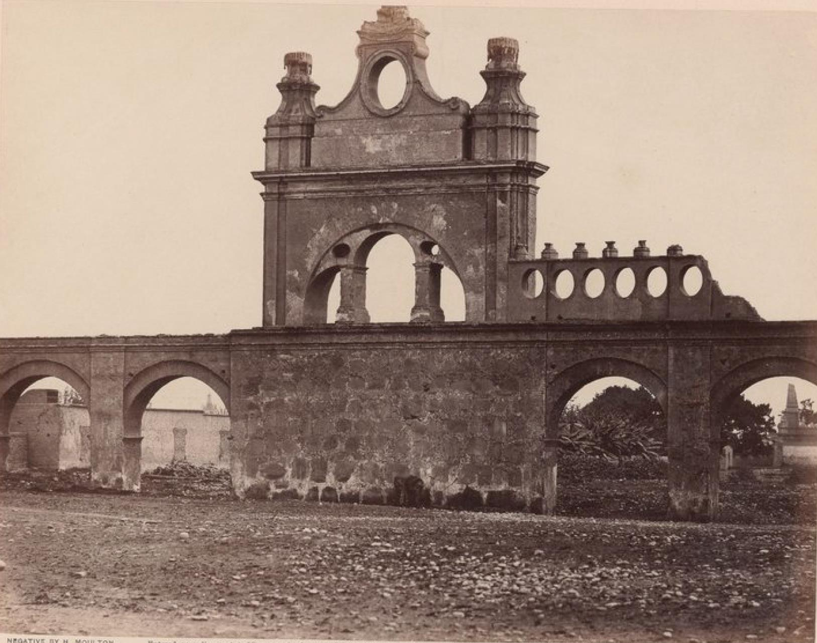 Лима. Руины Акведука