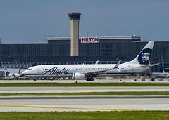 Alaska Airlines Boeing 737-990(ER)(WL) N468AS