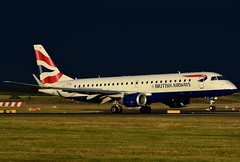 G-LCYO British Airways