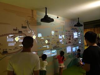 互動投影牆