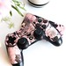 PS4 : Rose Quartz Floral PS4 Controller Skin | Shop now at www.skinit.com #floral #pla...