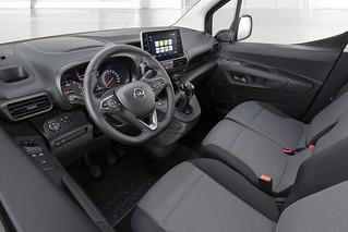 Neuer Opel Combo