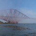 Forth Bridge: The Arrival Of The Mist